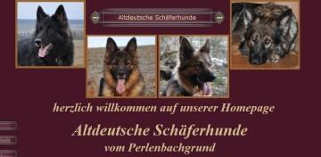 Altdeutsche Schäferhunde
